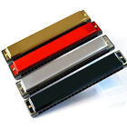 Professional 24 Hole harmonica key C mouth metal organ for beginners new.