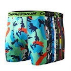 US Men Sports GYM Quick-dry Under Camouflage Shorts Pants Athletic Tights Short