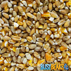 BusyBeaks Mixed Poultry Corn - Premium Grade Food Feed For Chicken Geese Duck