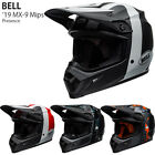 BELL MX-9 Mips Helmet Presence Black/White/Orange/Titanium Camo MX/ATV/Off Road
