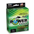 Power Pro Braided Line Original PowerPro [150,300,500yd, Moss, Hi-Vis, Red]