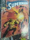 Superman Death In The Name Of Gog DC Comics 2005 No 33