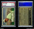1952 Topps #8 Fred Marsh Browns PSA 6 - EX/MT