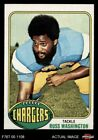 1976 Topps #38 Russ Washington Chargers Mizzou 8 - NM/MT $12.0 USD on eBay
