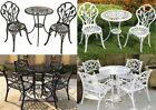 Aluminium Bistro Set Patio Bistro Set Garden Furniture