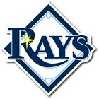 Tampa Bay Rays  Decal / Sticker Die cut