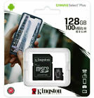 Kingston SDCS SD Speicherkarte 16GB 32GB 64GB Micro SDXC, Micro SD