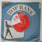 "SANDY NELSON. ""TEEN BEAT/BIG NOISE"". R'N'R INSTRUMENTAL TOP RANK.45RPM."