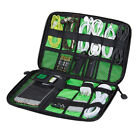 Electronic Accessories Cable USB Drive Organizer Case Portable Travel Store Bag