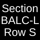 2 Tickets Les Miserables 7/11/19 Cadillac Palace Chicago, IL