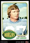1976 Topps #95 Gary Garrison Chargers EX/MT $1.45 USD on eBay