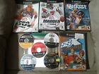 Lot of 9 Nintendo Gamecube games, see pics and description for details