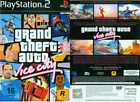 PS2 GTA Grand Theft Auto Vice City OVP Sony Playstation 2 BESTSELLER