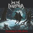 METAL INQUISITOR-DOOMSDAY FOR THE HERETIC (UK IMPORT) VINYL NEW