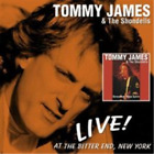 Tommy James and The Shondells-Live at the Bitter End, New Yor (UK IMPORT) CD NEW