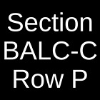 2 Tickets Les Miserables 7/13/19 Cadillac Palace Chicago, IL