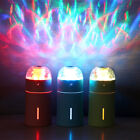 The New Magic Cup Ultrasonic Humidifier with Colorful LED Lights for Home Car