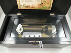 "ANTIQUE 1888 SWISS MADE ""MERMOD FRERES"" CYLINDER MUSIC BOX- 8 TUNES-37 NOTE COMB"