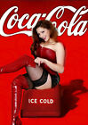 Art Print POSTER / CANVAS Coca Cola Pin Up Girl. $30.4  on eBay