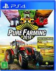 Pure Farming 2018 Italy Colombia Japan USA Farm Sim Game Sony Playstation 4 PS4