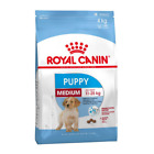 Royal Canin Medium Puppy 15KG 18KG 30KG Dry Dog Food + FREE TOY healthy baby