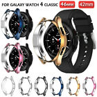 For Samsung Galaxy Watch 42mm 46mm Smart Watches Screen Protector TPU Case...