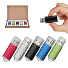 5/10Lot 1G 4G 8G 16G 32G 64G USB 2.0 Flash Drive Thumb Drive Memory Storage