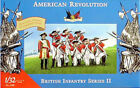 Accurate-Figures British Infantry Set II Revolutionary War Plastic Model