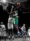 V2729 Shawn Kemp Dunk Seattle SuperSonics Retro BW Art Print POSTER Affiche on eBay