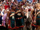V2712 Seattle SuperSonics Shawn Kemp Payton Schrempf Decor Wall Poster Print on eBay
