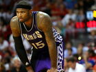 V2665 DeMarcus Cousins Sacramento Kings Basketball Sport Wall Poster Print on eBay