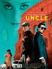 V8404 The Man From U.N.C.L.E. Characters New Movie Art Print POSTER Plakat