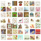 Animal theme 1 lunch napkins 4 pack of napkins ideal for decoupage free post