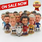 Soccer® Juventus ManUtd Messi Star Player Action Doll Toy Figure Football Model for sale  China