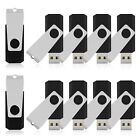 Wholesale 10Lot 1GB 4GB 8GB 16GB 32G 64GB USB Flash Drives Memory Sticks Storage
