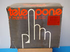 OLD STOCK Telepone TELE PONE One Touch Instant Index Telephone List Finder