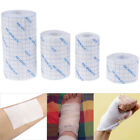 1Roll Waterproof Adhesive Wound Dressing Medical Fixation Tape BandageDE W0HWC