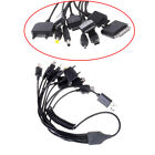 Universal 10 in 1 USB Multi Charger Retractable Phone Cable For Cell Phone  X W0