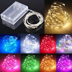 5M / 10M LED Copper Wire String Fairy Light Strip Lamp Xmas Party Waterproof