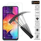 Premium HD 9H Tempered Glass Screen Guard For Samsung Galaxy Phones (Pack Of 2)
