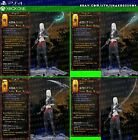 Diablo 3 PS4 - Xbox One - Primal Unmodded Bundle - 7x Scythes and 4x Phylactery