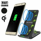 Qi Wireless Charger Stand Holder Fast Charging Dock For Apple iPhone 8 Plus X XR