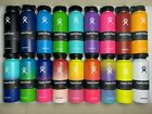 18/32/40oz Hydro Flask Insulated Water Bottles Wide Mouth With BPA-Free Flex Cap