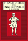 Claire De Pratz-French Dishes For English Tables (UK IMPORT) BOOKH NEW