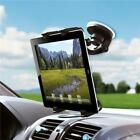 CAR MOUNT WINDSHIELD SUCTION TABLET HOLDER SWIVEL CRADLE WINDOW C8V for TABLETS