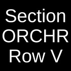 2 Tickets Summer - The Donna Summer Musical 11/16/19 Los Angeles, CA