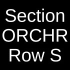2 Tickets Summer - The Donna Summer Musical 11/23/19 Los Angeles, CA