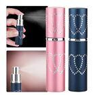 10ml Perfume Aftershave Atomizer Empty Bottle Pump Travel Refillable Spray Tools