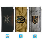 Vegas Golden Knights Leather Women Wallet Clutch Purse Thin Bifold Handbag $13.99 USD on eBay