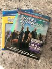 Fast & Furious 6 Blu Ray + Digital Copy (itune )With Slipcover Like New